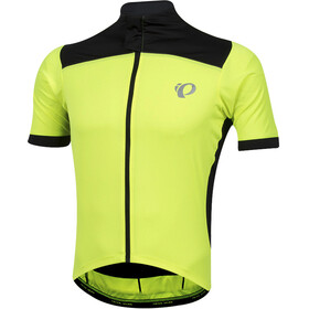 PEARL iZUMi Pro Pursuit Wind Short Sleeve Wind Jersey Men screaming yellow/black